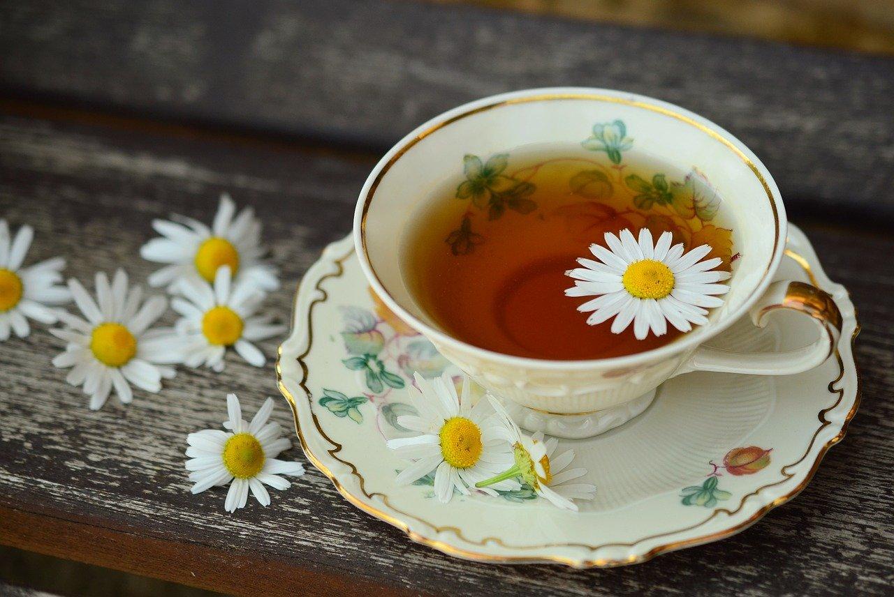 Herbata, herbatki ziołowe – ważne witaminy.