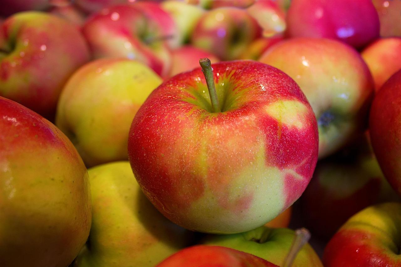 Jabłka – wartości odżywcze i zdrowotne.
