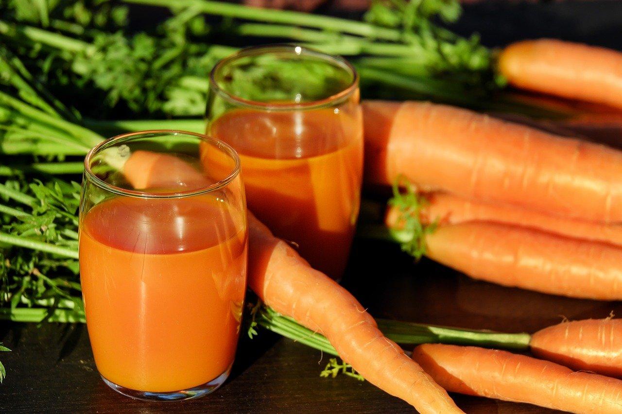 Marchew – wartości odżywcze i zdrowotne.
