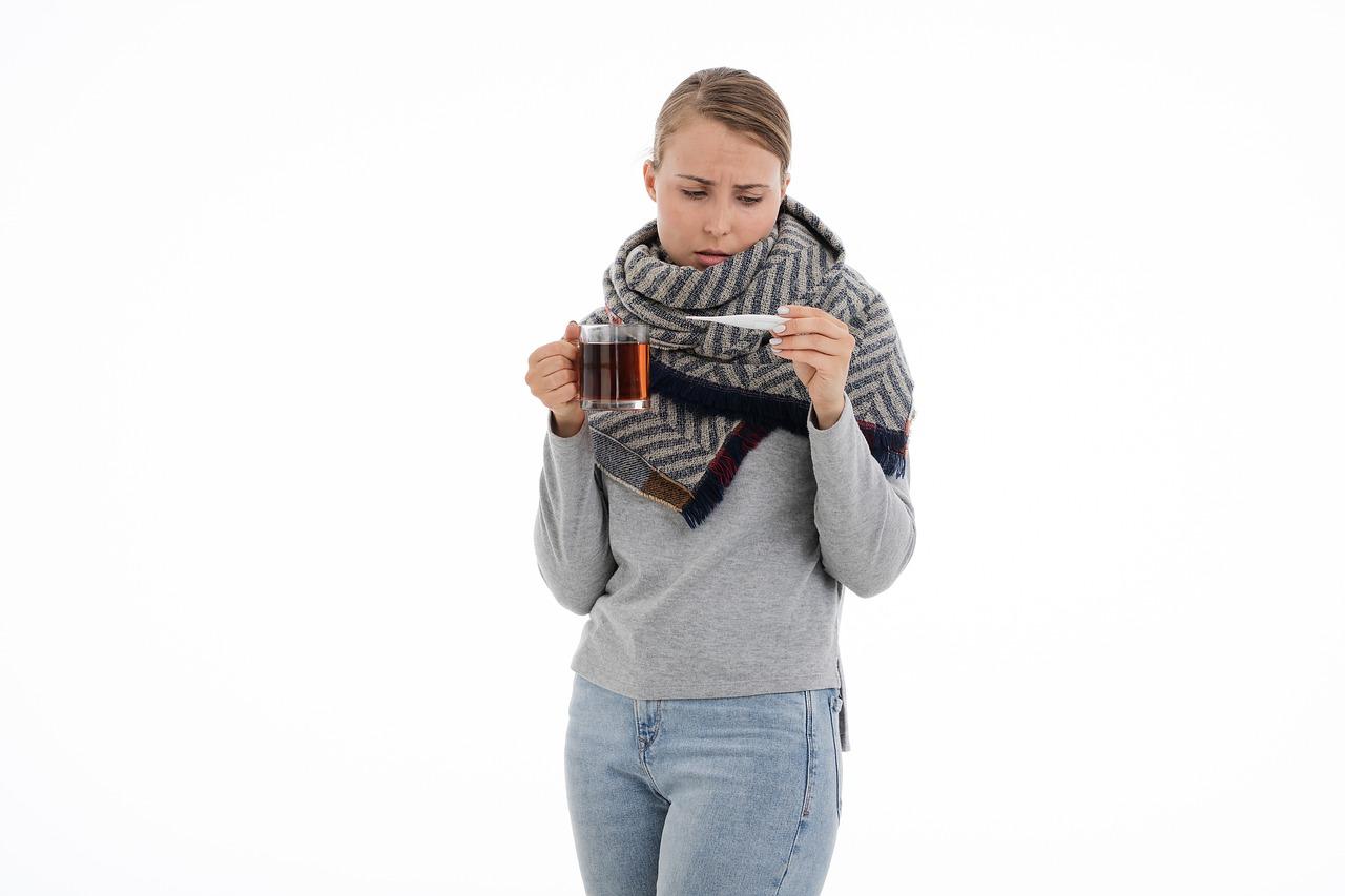 Domowe sposoby w walce z przeziębieniem