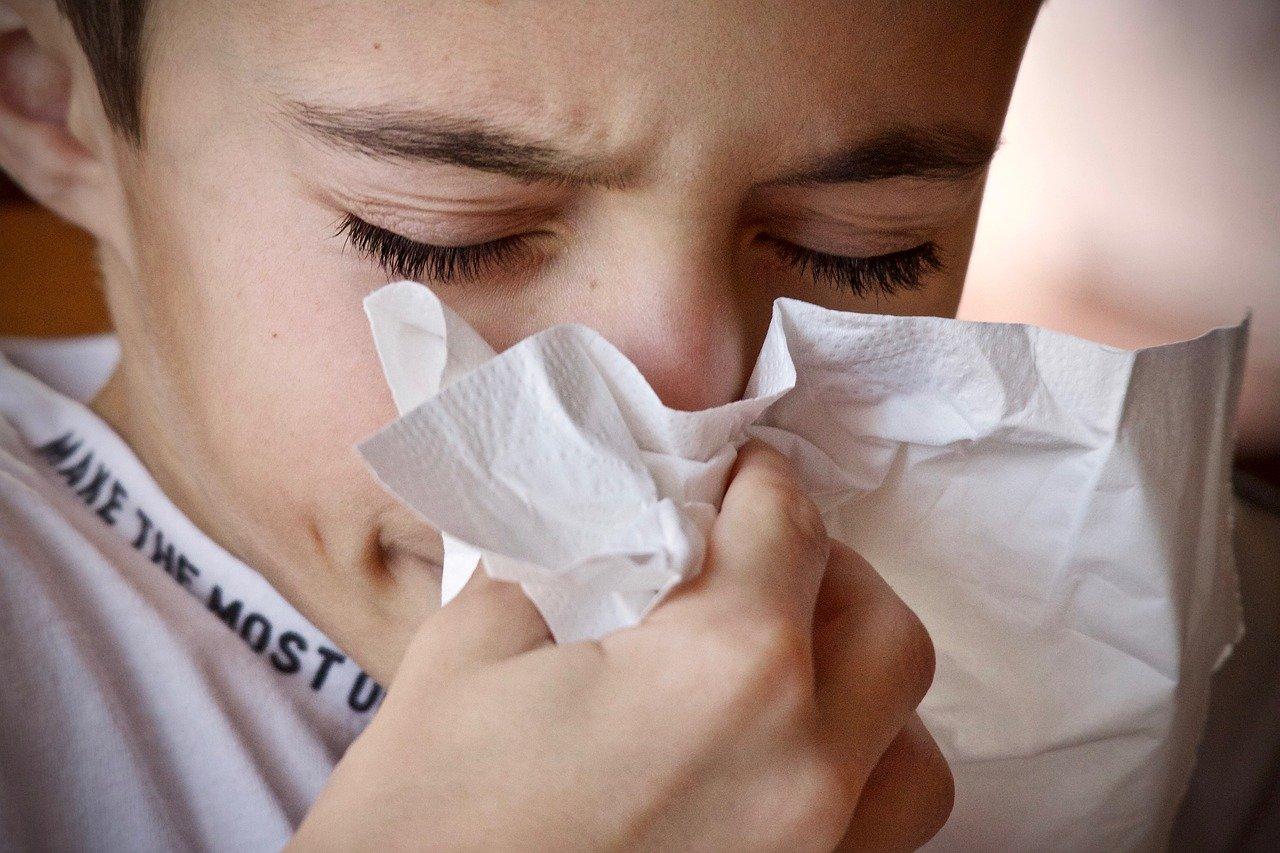Domowe kuracje na przeziębienia.